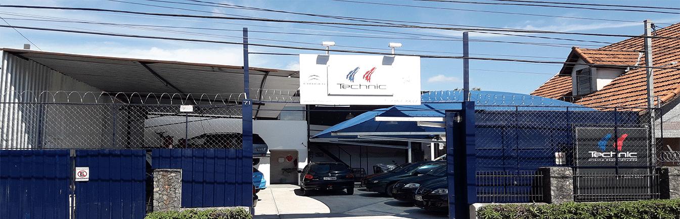Technic Oficina Especializada - Empresa de Manutenção de Citroën
